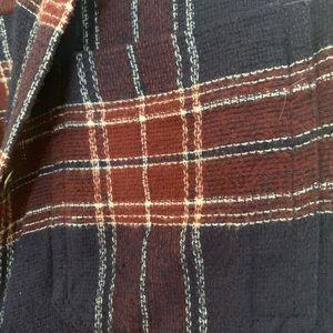 Billabong Dresses - Billabong winter plaid shirt dress